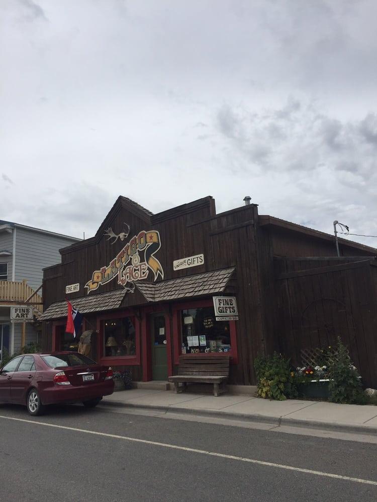 Latigo & Lace: 124 Main St, Augusta, MT