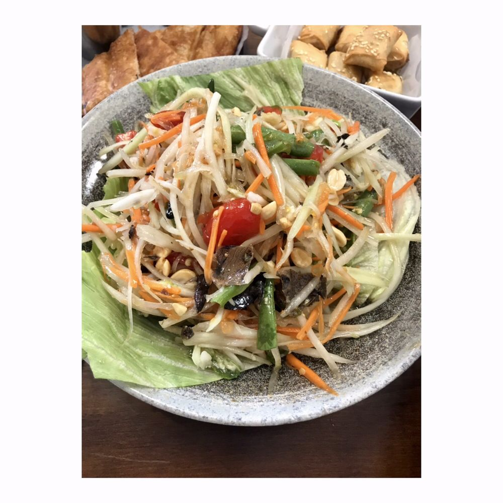 Food from Rice Noodle Thai Eatery