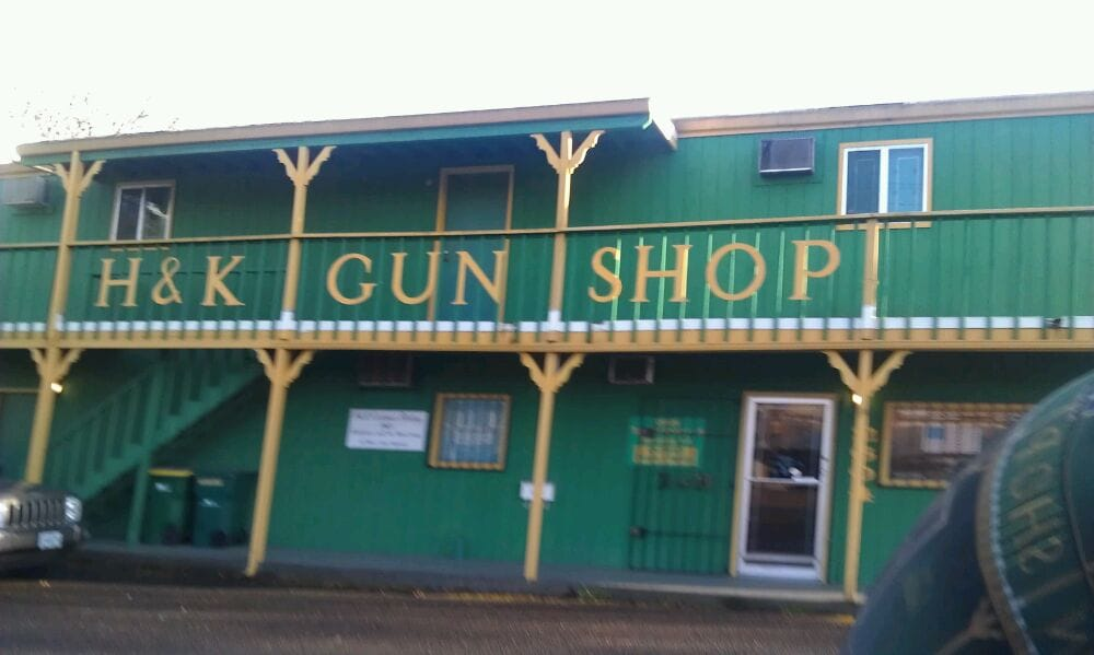 Photos for h k gun shop yelp for Forest grove plumbing