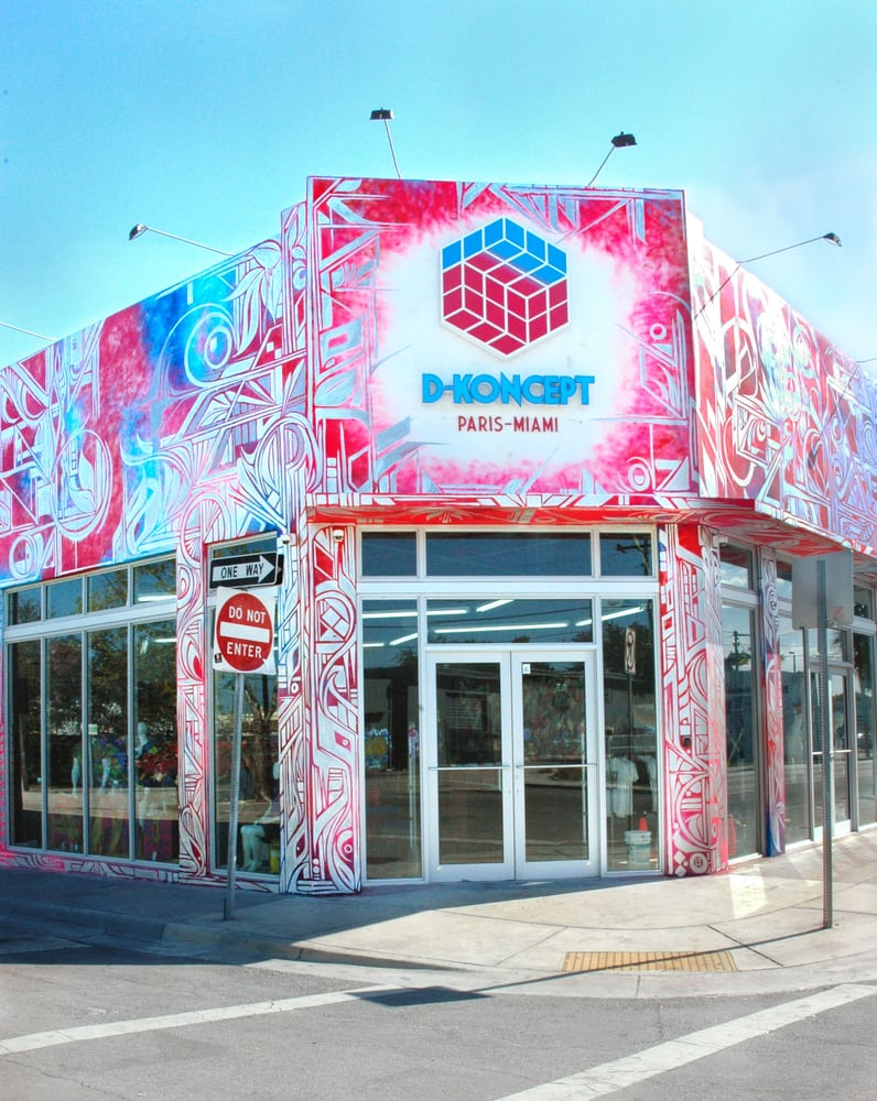 D-Koncept: 2085 NW 2nd Ave, Miami, FL