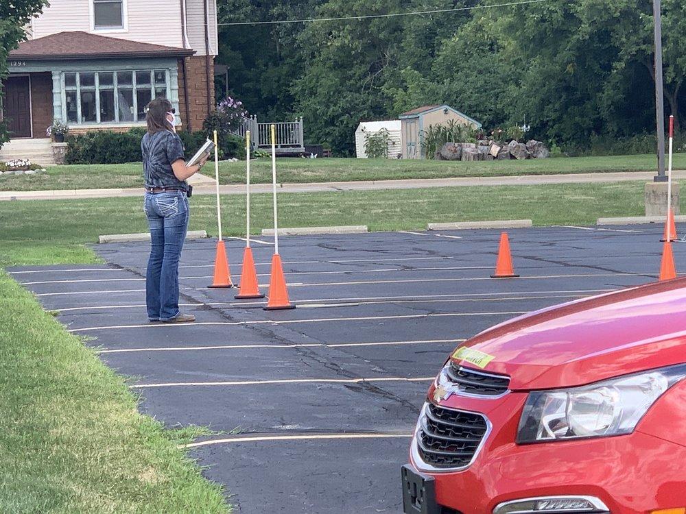 AK Services Driver Testing: 1261 W Bristol Rd, Flint, MI