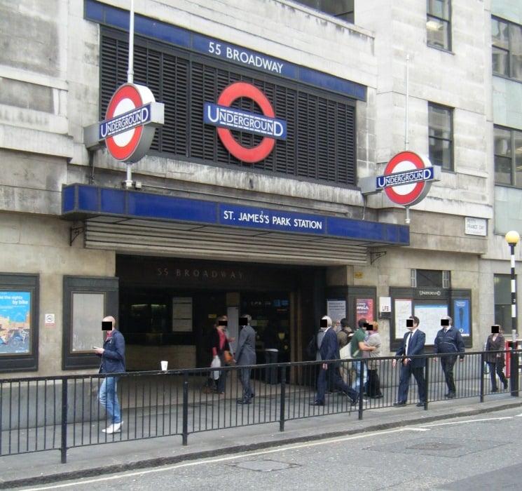 Restaurants Near London Bridge Tube
