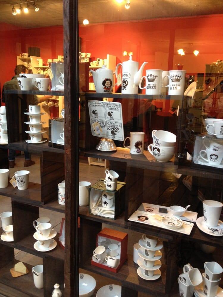 Much simos productos de cer mica con mafalda como for Productos para ceramica