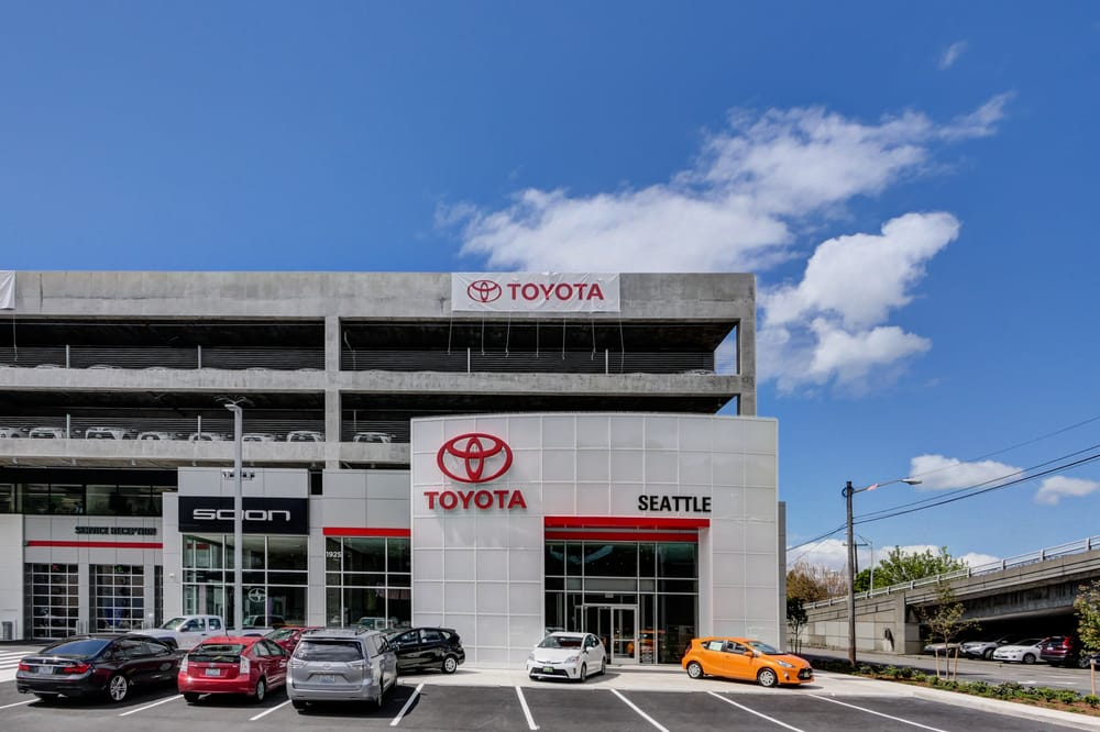 Toyota Of Seattle 59 Photos 490 Reviews Auto Repair 1925 Airport Way S District Wa Phone Number Yelp