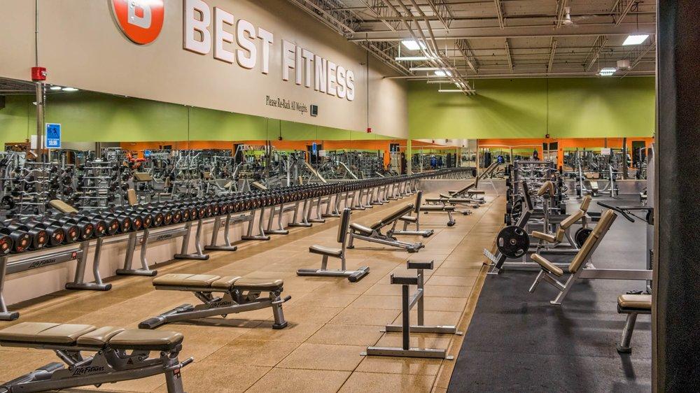 Best Fitness Nashua