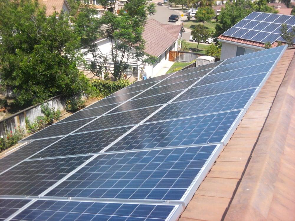 Seamless Rooftop Solar Panel Installation Yelp