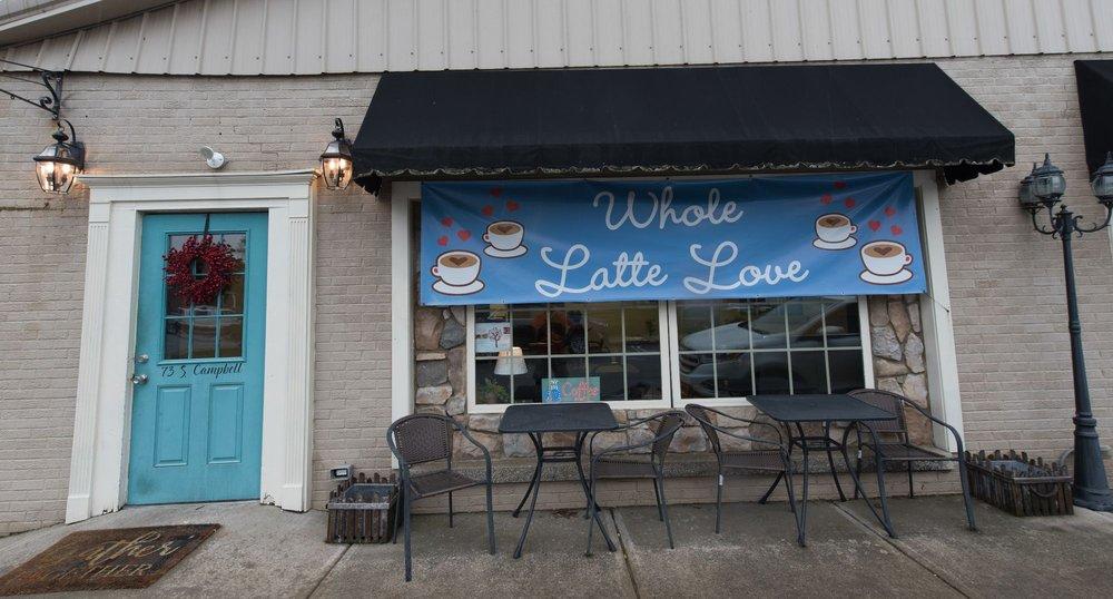 Whole Latte Love: 73 SCampbell St, Lancaster, KY