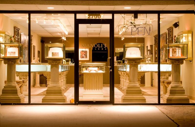 Manoli's Jewelers: 2700 S Glenstone Ave, Springfield, MO