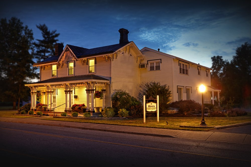 Moore Family Funeral Homes: 6708 Main St, Cincinnati, OH