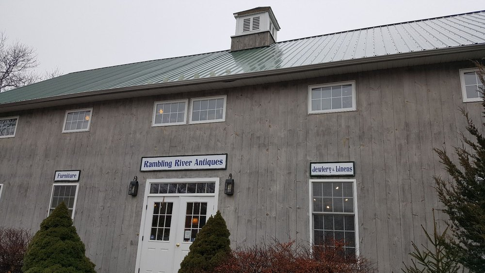 Rambling River Antiques: 172 Boston Post Rd, Westbrook, CT