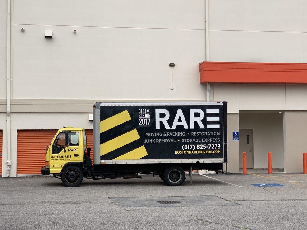 RARE Moving & Trucking: 41 Bailey St, Boston, MA