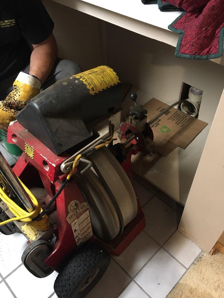 Paul Vadnais Plumbing: 307 Sargent Rd, Saint Paul, MN