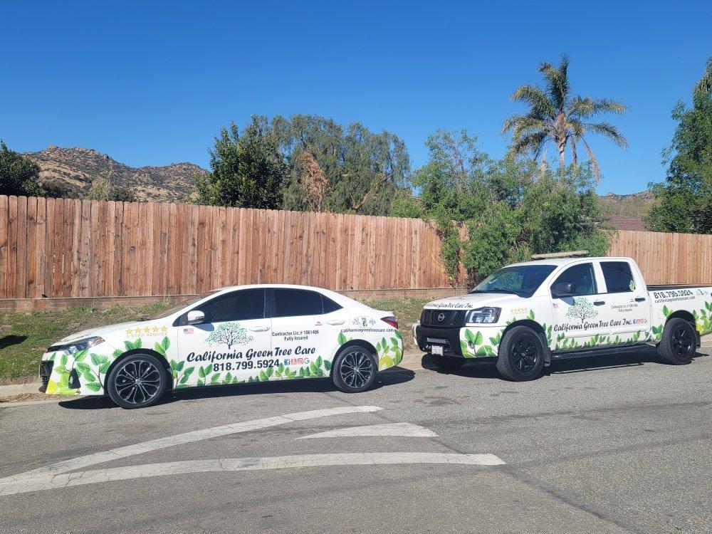 California Green Tree Care