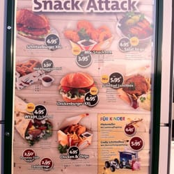 Schnitzelhuber ferm 11 avis fast food espenhof 1 for Cuisine xxl allemagne