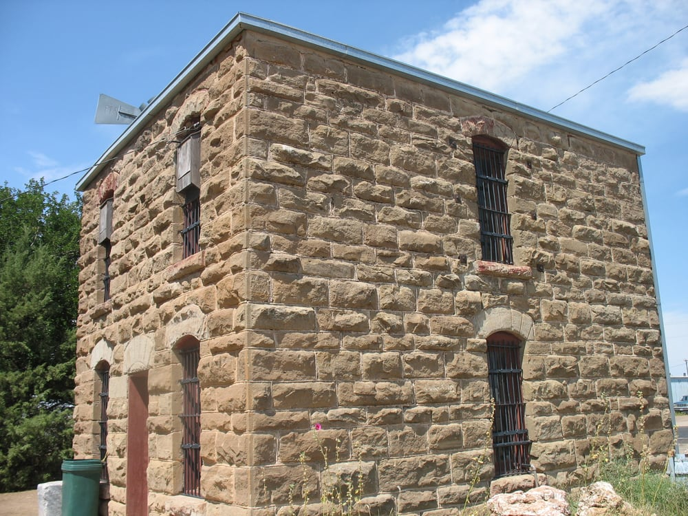 Old Jail Museum: Briscoe County Courthouse Sq, Silverton, TX