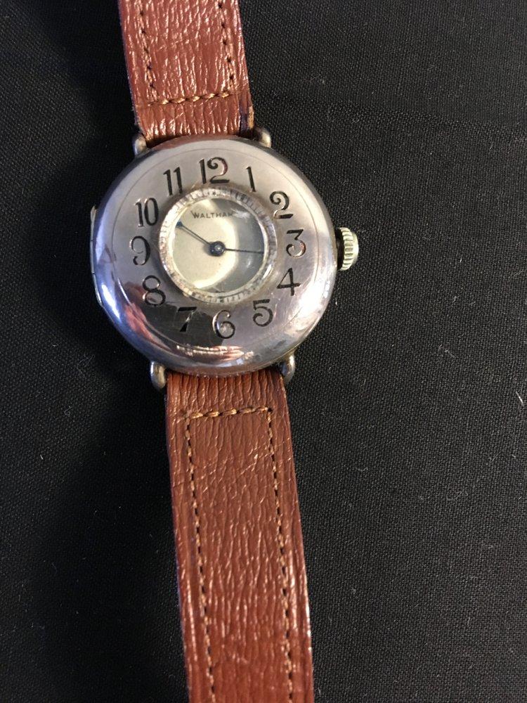 Klotz Watch & Clock Repair: 7332 W State St, Wauwatosa, WI