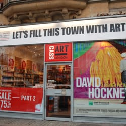 Cass Art - Hobby Shops - 13 Charing Cross Road, Leicester Square ...