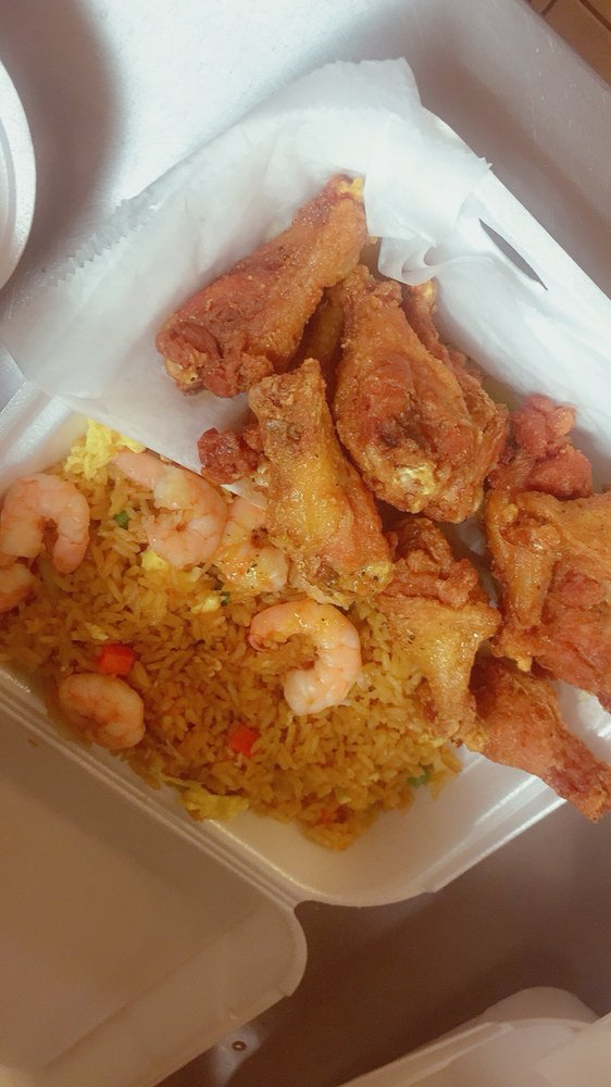 Wings & Seafood: 1046 Holcombe Rd, Decatur, GA