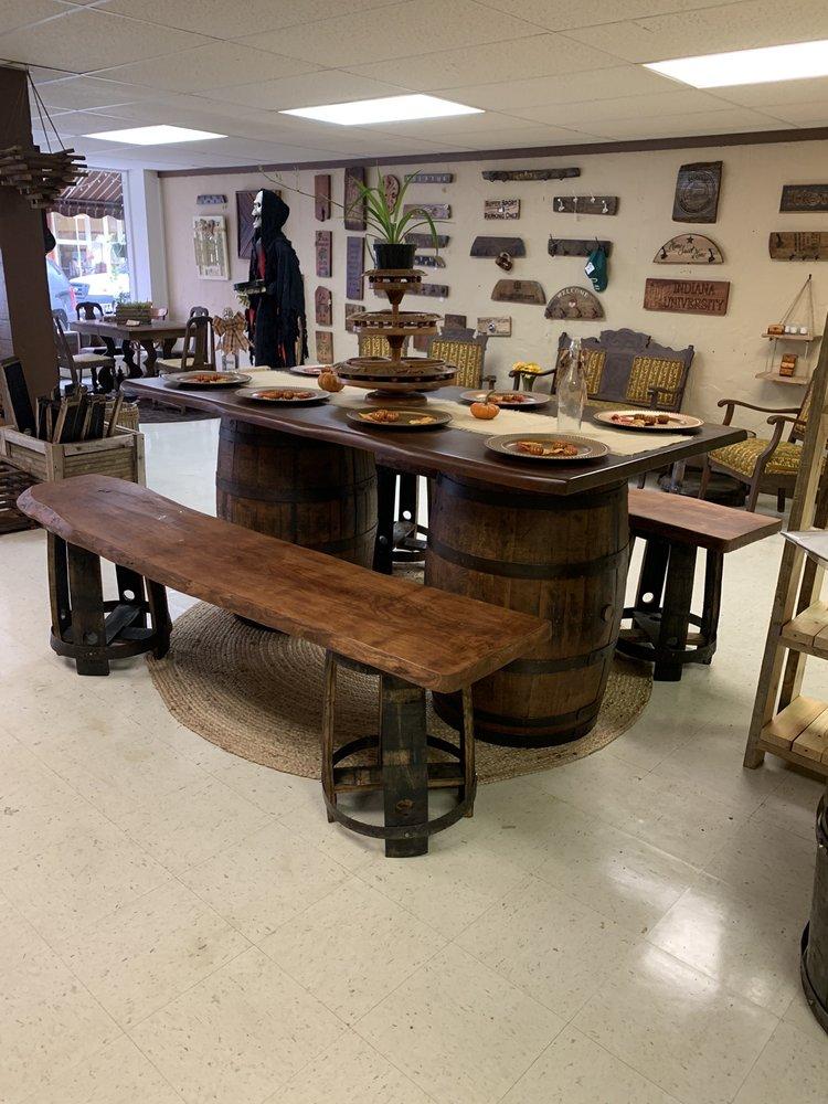 Big Indian Woodworking: 406 2nd St, Aurora, IN