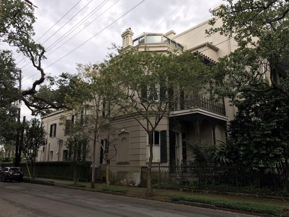 Ann Rice House