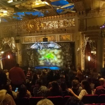 Photo Of Hollywood Pantages Theatre Los Angeles Ca United States Here We