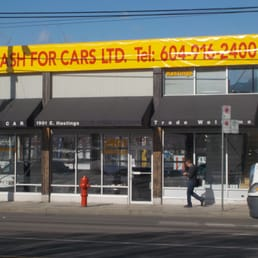 Cash For Cars Vancouver >> Cash For Cars 13 Photos Car Dealers 1901 E Hastings