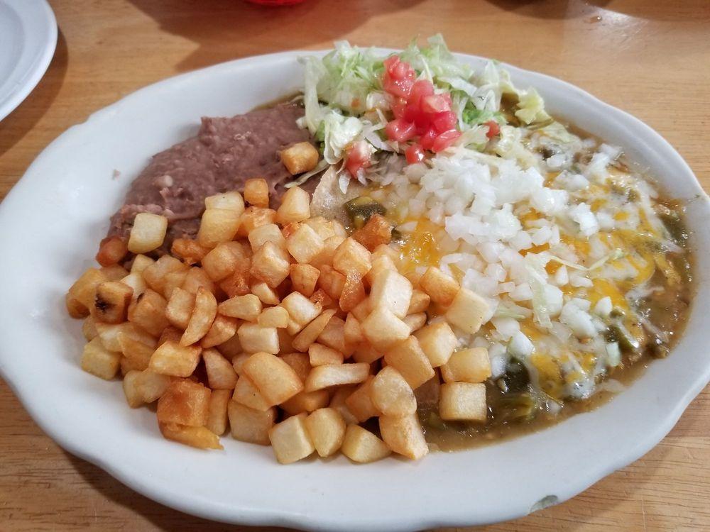 Abuelita's New Mexican Restaurant: 621 S Camino Del Pueblo, Bernalillo, NM