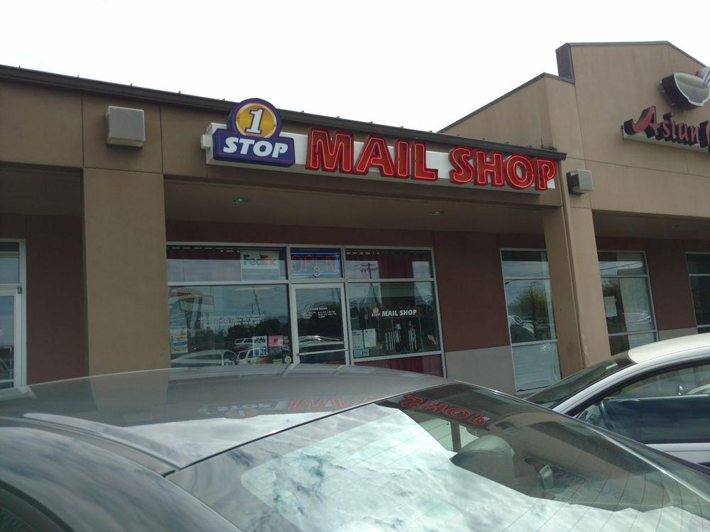 1 Stop Mail Shop: 1730 Labounty Dr, Ferndale, WA