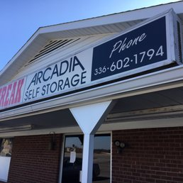 Photo Of Arcadia Self Storage Winston M Nc United States Office