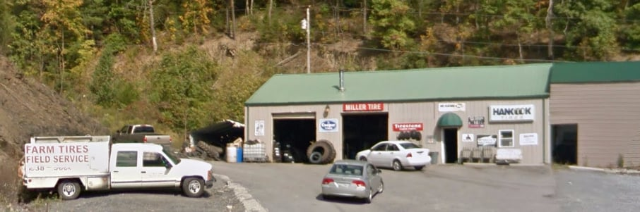 Miller's Tire & Recapping: 1333 Hwy 19 E, Bluff City, TN