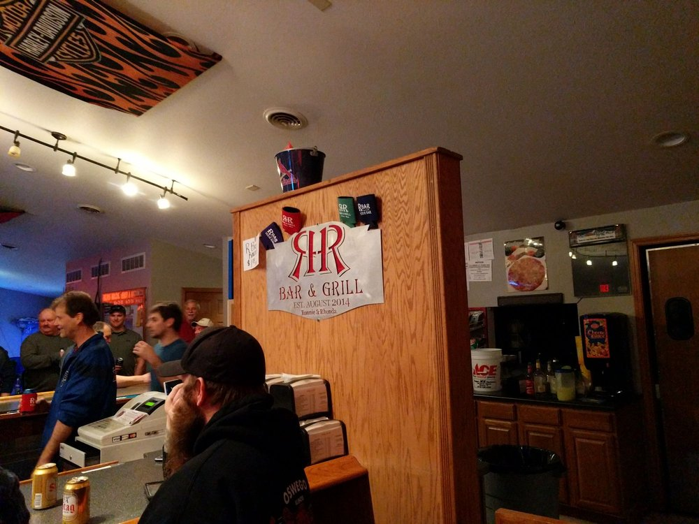 RR Bar & Grill: 18019 Saint Rose Rd, Breese, IL