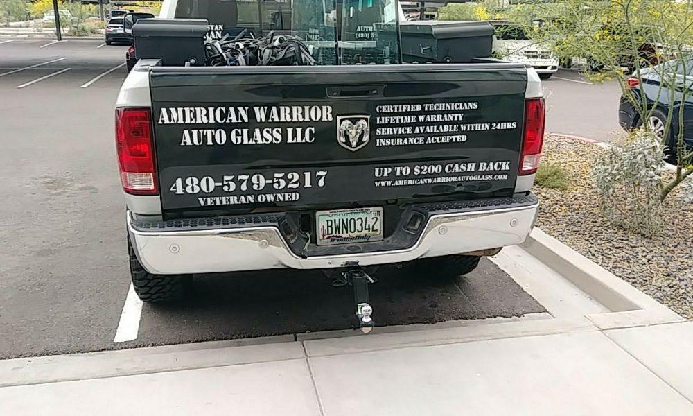 American Warrior Auto Glass