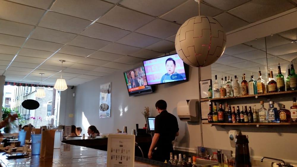 K Town Kitchen And Bar Richmond Menu