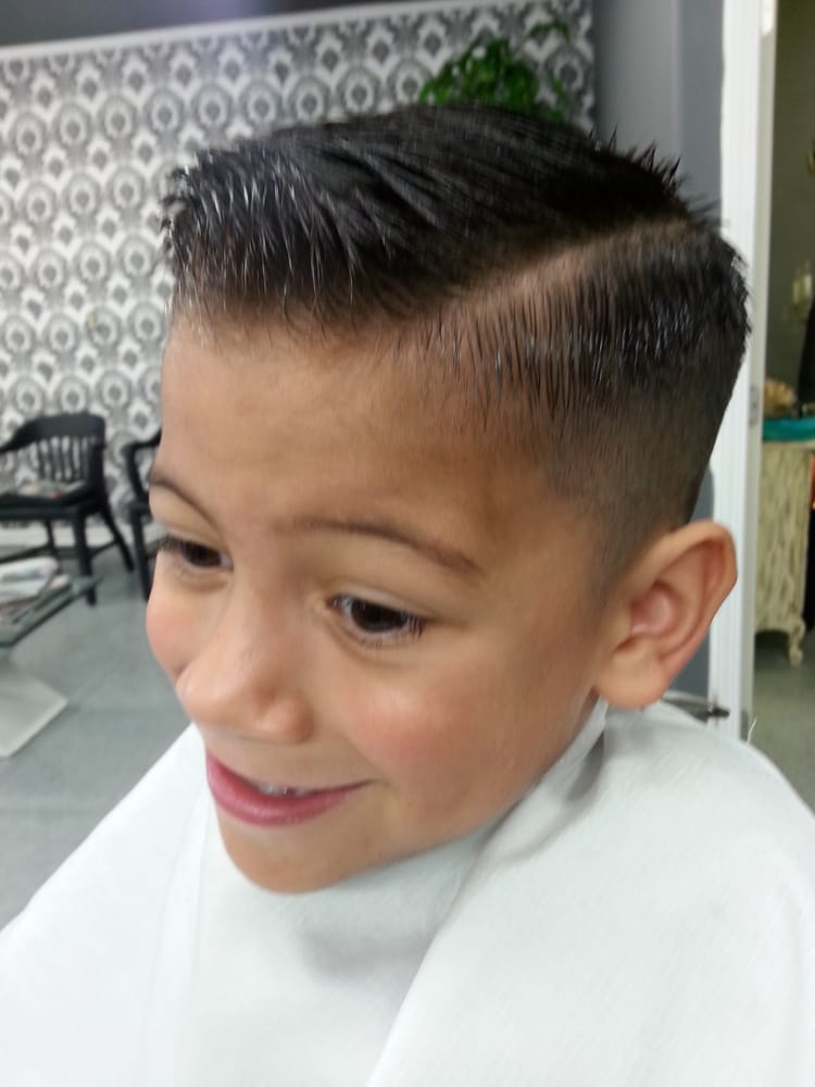 Nice Tiper Kids Haircut Yelp