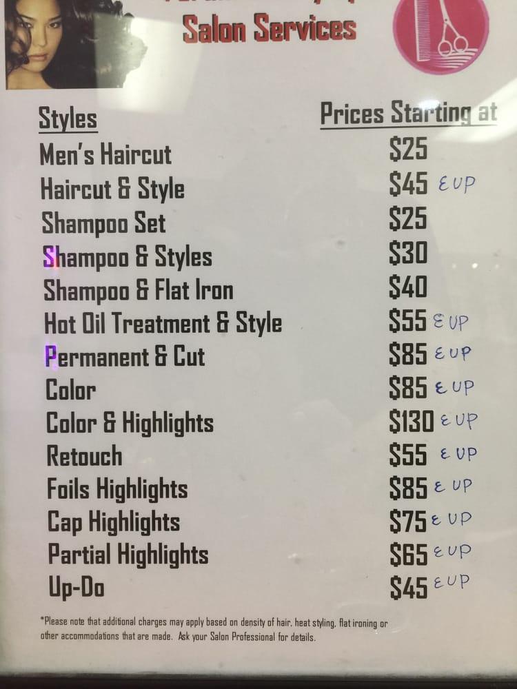 Hair By Matthew Hair Salons 3550 E Foothill Blvd Pasadena Ca