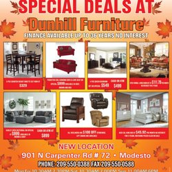Dunhill Furniture 11 Avis Magasin De Meuble 901 N Carpenter Rd Modesto Ca Tats Unis