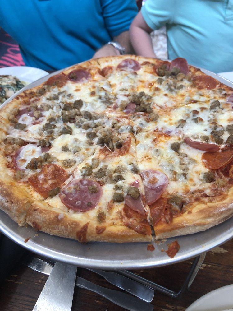 Roma Italian Bistro: 519 Main St, Minden, LA