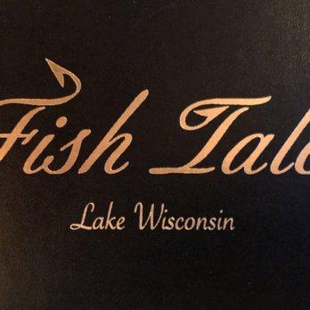 Fish Tales Restaurant Lodi Wi