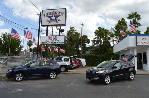 Liberty Auto Sales >> Liberty Auto Sales Car Dealers 209 W Little York Rd Northside