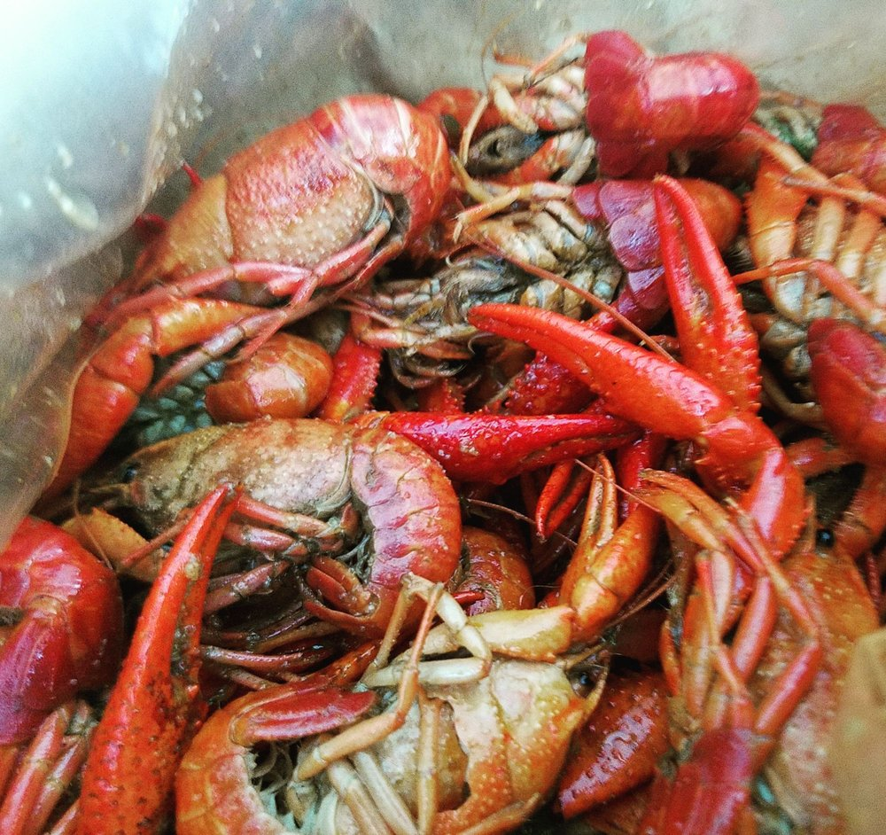 Danny's Seafood: 20048 Pineville Rd, Long Beach, MS