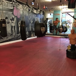 Photo Of Baltimore Boxing Fitness Md United States The Bags