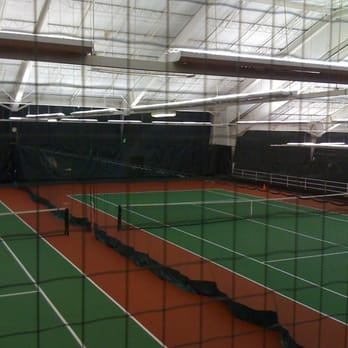 Photo Of Bellevue Club Tennis Courts   Bellevue, WA, United States.  Bellevue Club