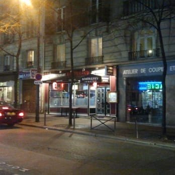 Restaurant Japonais Rue Cambronne Paris