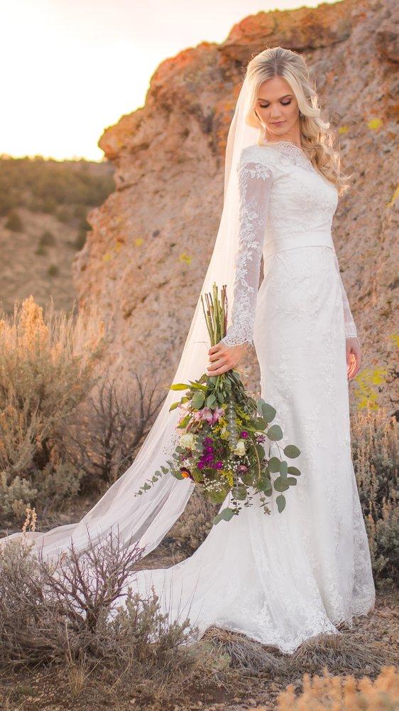 Double Lace Wedding Dress Yelp
