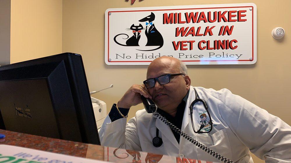 Milwaukee Walk In Vet Clinic: 4577 N 124th St, Butler, WI