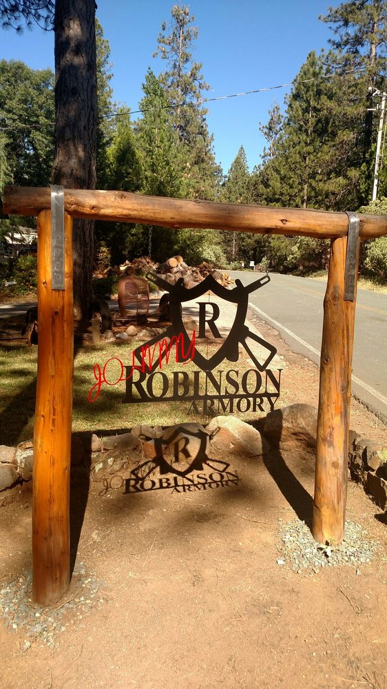 Johnny Robinson Armory: Pioneer, CA