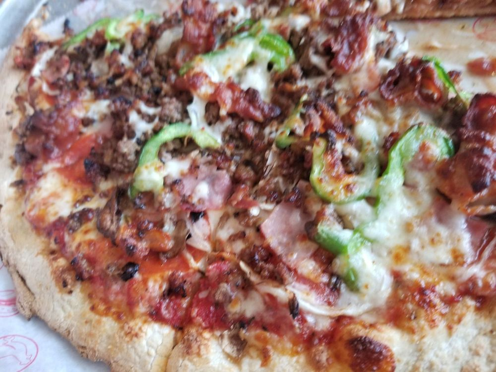 Pizza Tugos: 9935 Stephen Decatur Hwy, Ocean City, MD