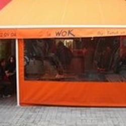 le wok geschlossen 10 beitr ge chinesisch 4 rue de l 39 herberie montpellier frankreich. Black Bedroom Furniture Sets. Home Design Ideas