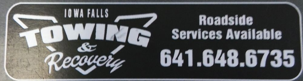 Iowa Falls Towing & Recovery: 611 S Oak St, Iowa Falls, IA