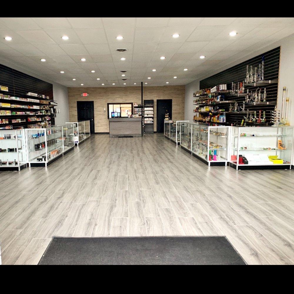 Diamond smoke & vape shop: 3319 Seajay Dr, Dayton, OH